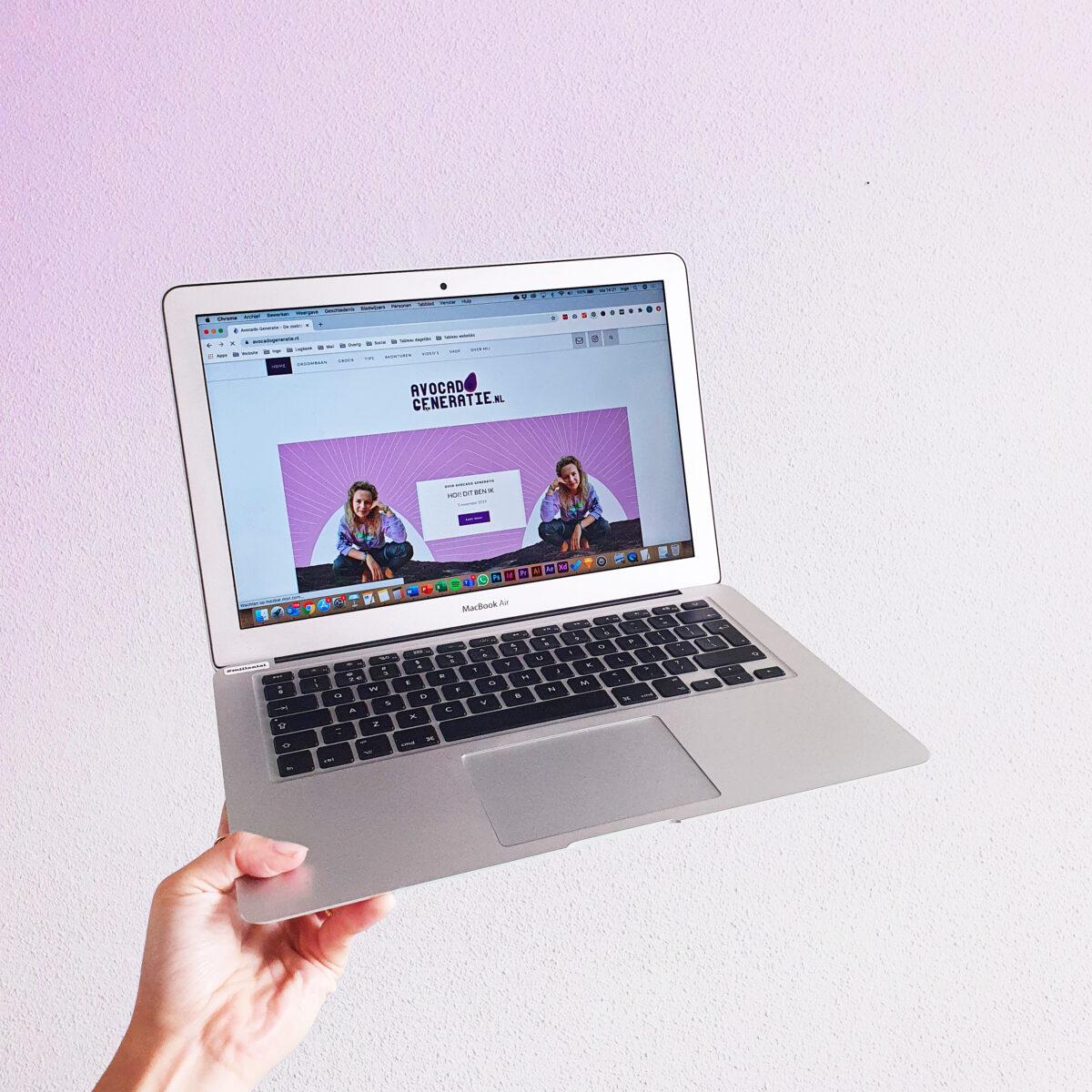 geld verdienen naast je baan met bloggen