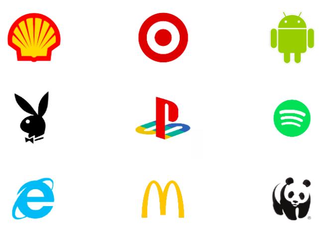 logo's ter inspiratie voor jouw blog