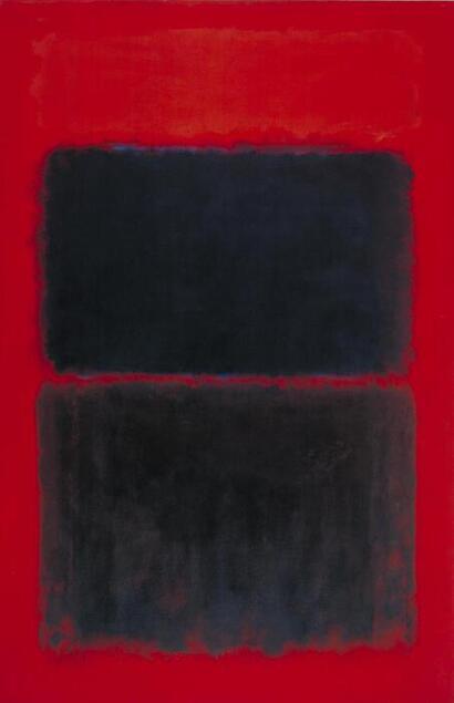 de 7 functies van kunst met Mark Rothko