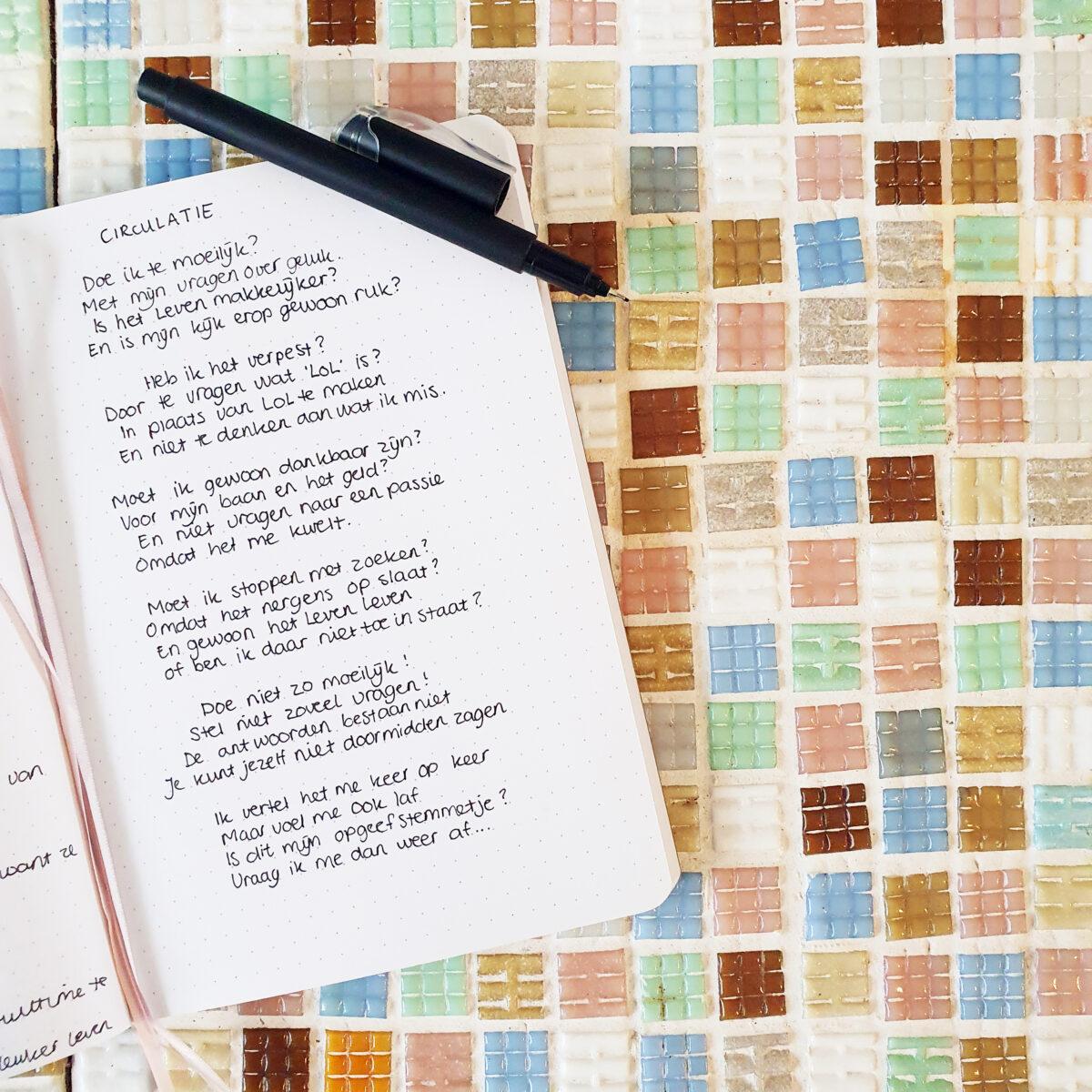 verkoop een gedichtenbundel en geld verdienen naast je baan